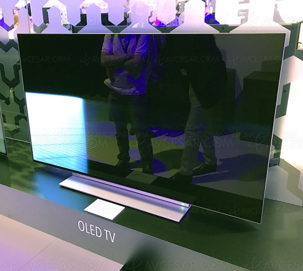 TV Oled Toshiba 65X9763, mise à jour prix indicatif