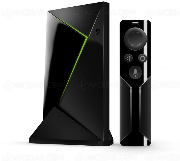 Baisse de prix Nvidia Shield Android TV pendant un mois, ne la ratez pas !