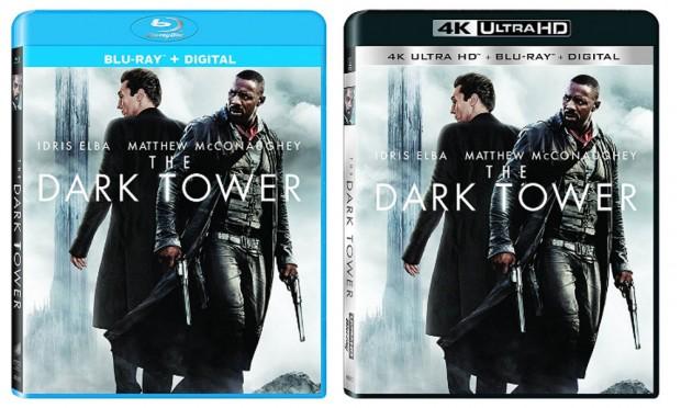 La tour sombre en 4K Ultra HD Blu-Ray, Idris Elba en gardien de la paix