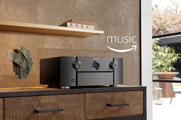 La fonction multiroom Heos Denon et Marantz accueille Amazon Music