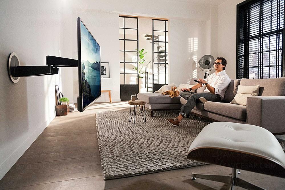 Support Mural Tv Rotatif Vogel S Motionmount Next 7355
