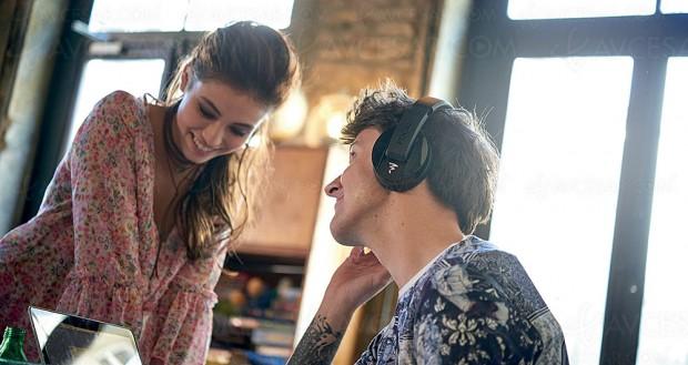 Focal Listen Wireless, casque Bluetooth/NFC pour vivre sa musique sans‑fil à la patte…