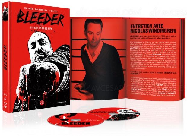 Nicolas Winding Refn : Bleeder enfin disponible (restauré en 4K) et nouvelle plateforme cinéma