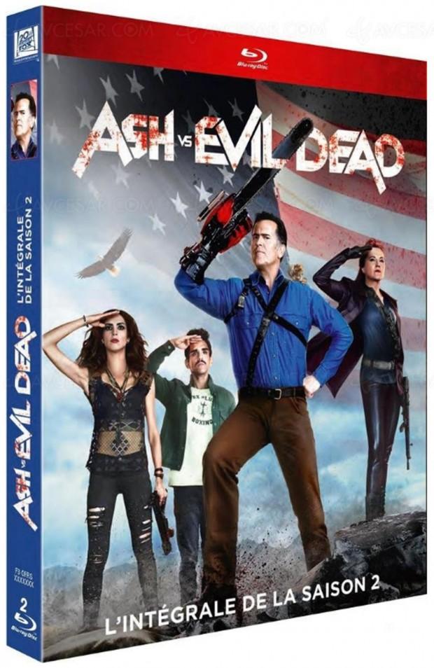 Ash VS Evil Dead saison 2, plus de gore, plus de fun