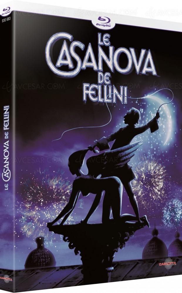 Le Casanova de Fellini, Don Juan à l'italienne par Donald Sutherland