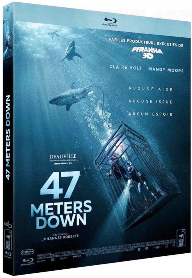 47 Meters Down, cauchemar en piscine