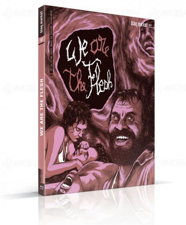 Le nouveau cinéma mexicain présente : We Are the Flesh