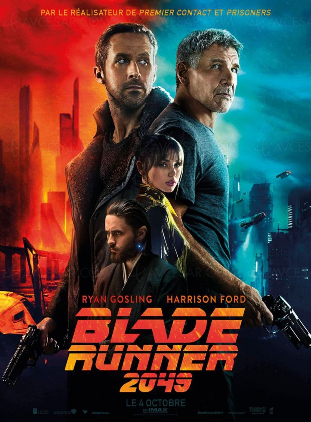 Blade Runner 2049 en 4K Ultra HD Blu-Ray le 14 février 2018 ?