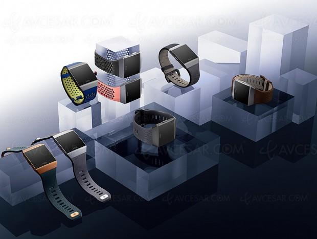 Montre connectée sportive Fitbit Ionic, pour ceux qui veulent garder la forme…