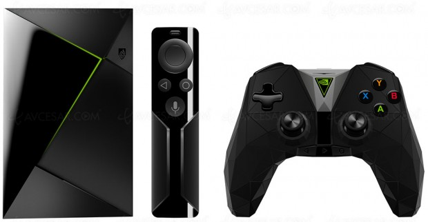 Mise à jour Shield Experience Upgrade 6.0 pour nVidia Shield Android TV