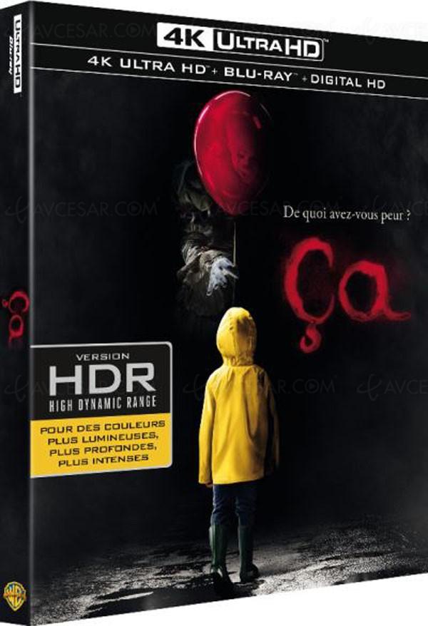 « Ça » déjà programmé en 4K Ultra HD Blu‑Ray