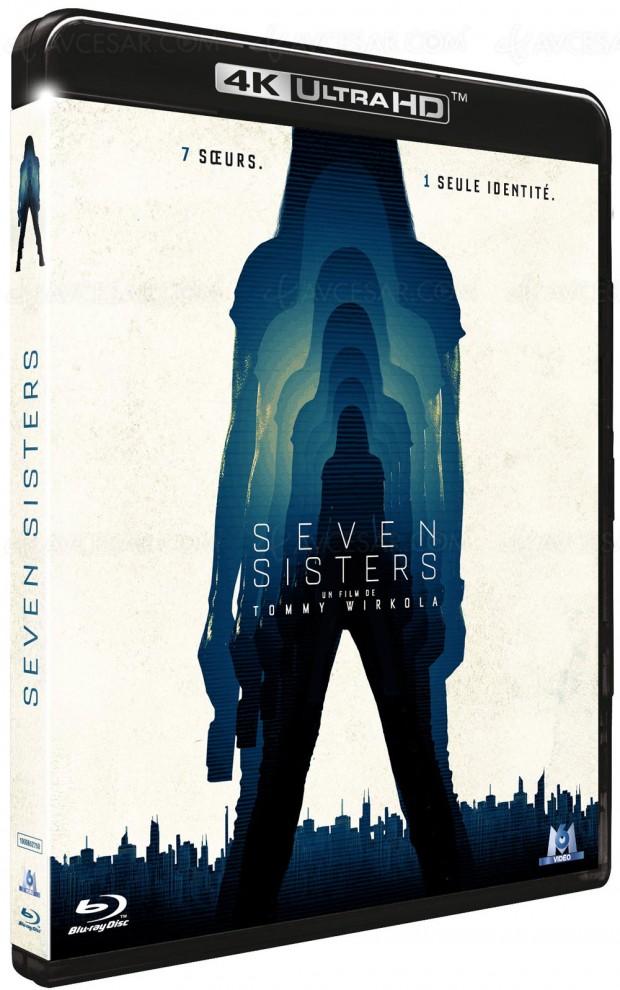 Seven Sisters, M6 Vidéo s'offre son 2e titre 4K Ultra HD Blu‑Ray après LA LA Land
