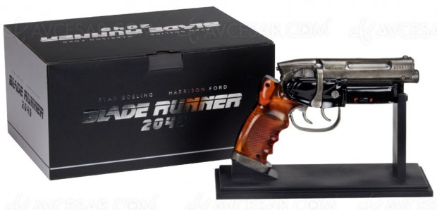 Blade Runner 2049 4K Ultra HD Blu‑Ray : date + visuels + coffret exclusif Blaster