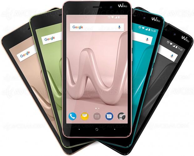 Smartphone Wiko Lenny 4 Plus, encore plus grand !
