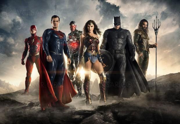 Justice League par Zack Snyder (et Joss Whedon !) : dernière bande-annonce avant la sortie