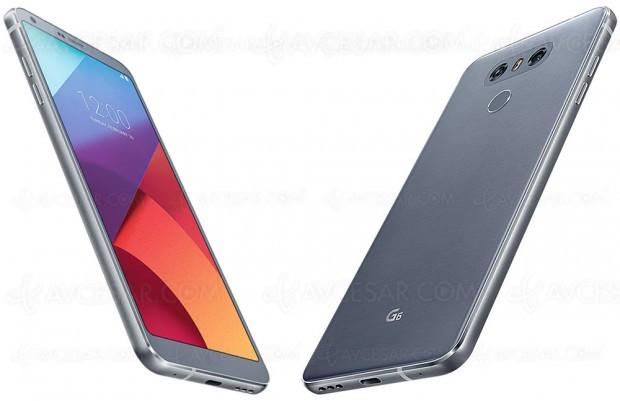 Test du smartphone LG G6, un smartphone haut de gamme entre deux eaux…
