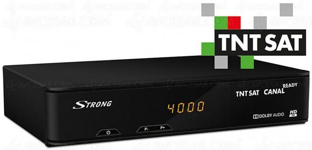 Baisse de prix récepteurs TNT par satellite Strong SRT7404 et Strong THS804