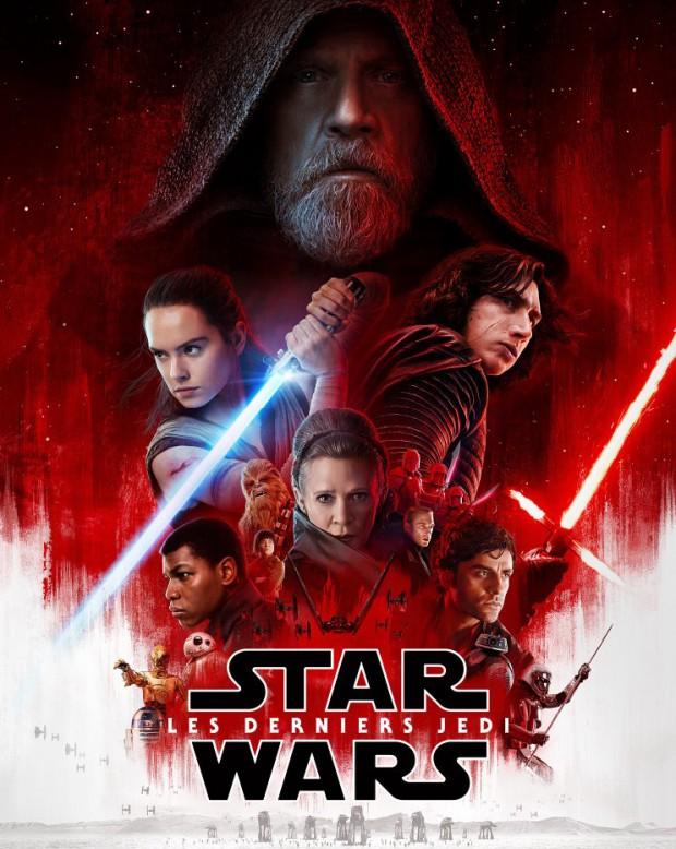 Star Wars les derniers Jedi : la bande-annonce est là !