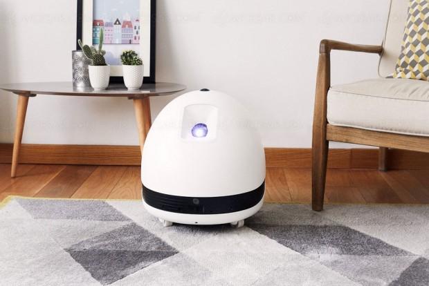 Keecker, robot autonome et multimédia made in France
