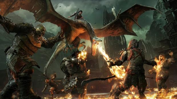 La Terre du Milieu: l'ombre de la guerre, le Seigneur des anneaux revient sur consoles et PC
