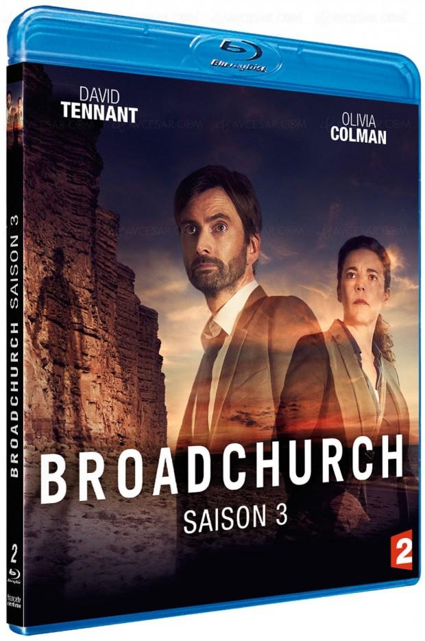 Broadchurch saison 3, dernière affaire pour David Tennant et Olivia Coleman