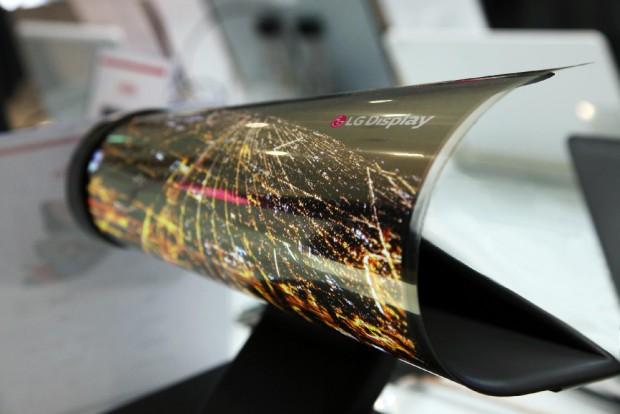 Écrans smartphones, l'Oled dépassera le LCD en 2020