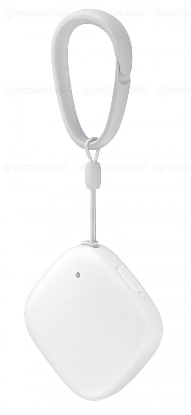 Samsung Connect Tag, objet connecté pour tracking basse consommation