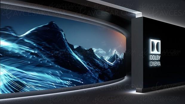 La première salle Dolby Cinema française ouvre au Pathé Massy