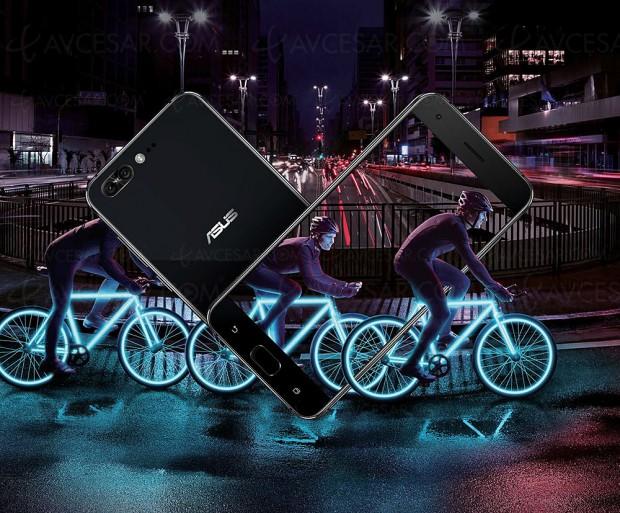 Asus ZenFone 4 Pro, triple capteur photo Sony IMX362 et processeur Snapdragon 835
