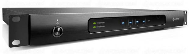 Denon Heos Super Link, pré‑amplificateur réseau multiroom compatible Amazon Alexa