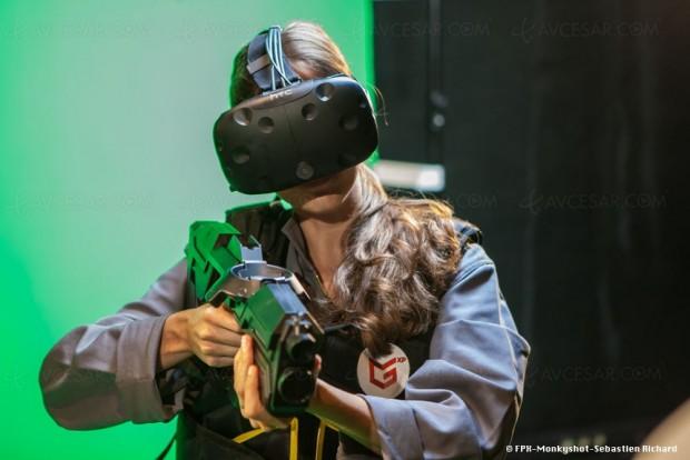 Geekopolis XP Mutations, premières photos de ce nouveau jeu en décors réels et réalité virtuelle