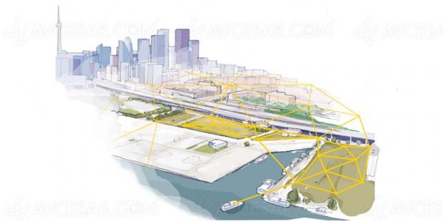 Quartier Quayside, Smart City Toronto : Google, nouvel architecte du monde ?
