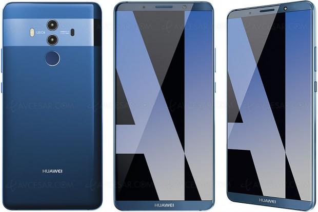 Huawei bat ses propres records de distribution de smartphones