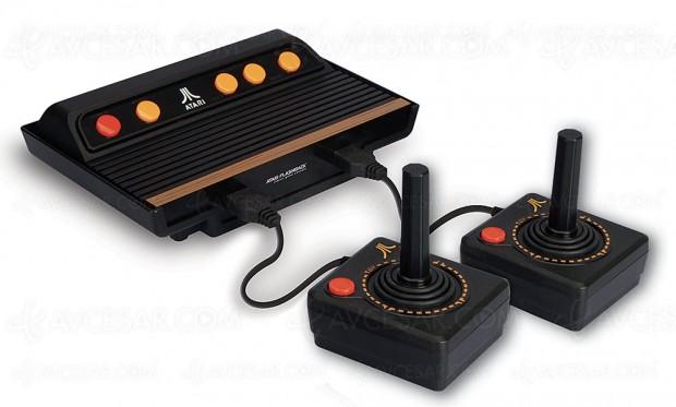 Mini consoles Sega Megadrive Flashback et Atari VCS‑2600 Flashback, rétro vers le futur