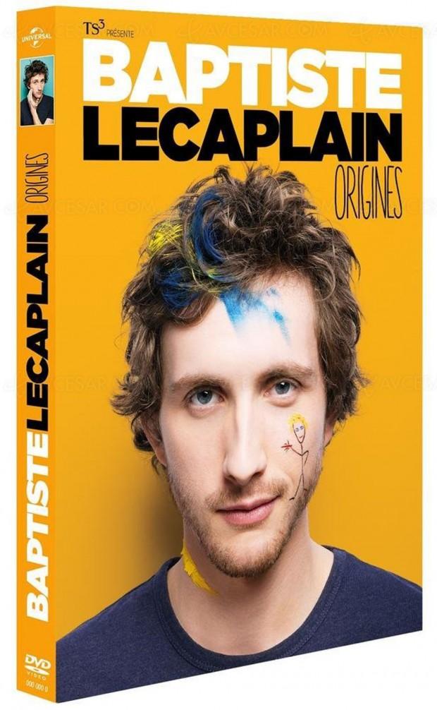 Baptiste Lecaplain retourne aux Origines