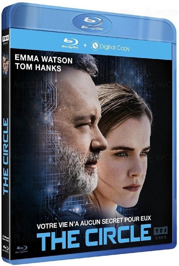 The Circle, Emma Watson et Tom Hanks dans l'enfer des réseaux sociaux