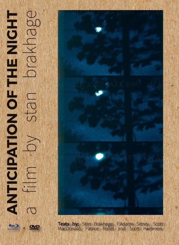 Anticipation of the Night, la lumière comme source d'expérimentation