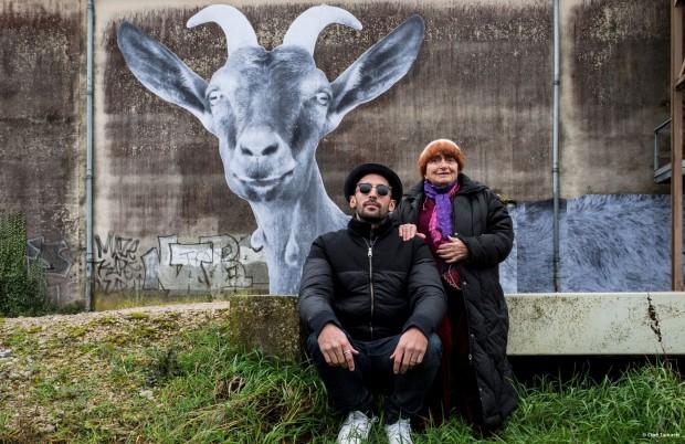 Visages villages, Varda et JR prennent la clé du champ