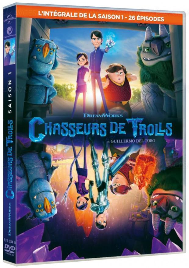 Chasseurs de trolls saison 1, la série événement créée par Guillermo Del Toro