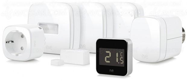 Thermostat connecté Eve Thermo pour système domotique Elgato Eve