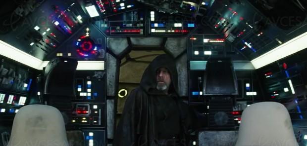 Nouvelle vidéo Star Wars Episode VIII avec des images inédites dedans…
