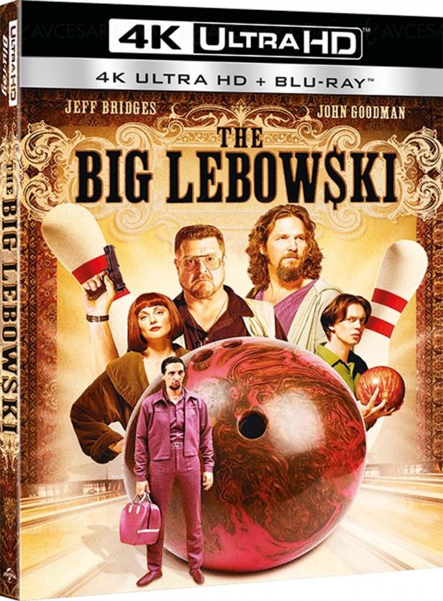 The Big Lebowski en 4K Ultra HD Blu-Ray en 2018 ?