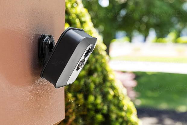 Blink XT, caméra de surveillance extérieure Wi‑Fi