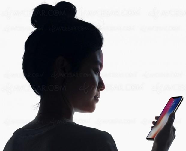 Deuxième caméra 3D Face ID, à l'arrière, pour l'iPhone en 2019…