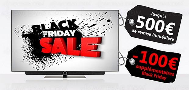 Loewe TV LCD/Oled : offres promo Black Friday + Cyber Monday = Cyber Week‑End de fête