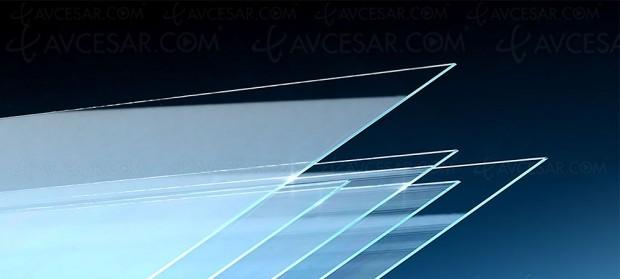 TV LCD « Wallpaper » 5 mm (aussi fins que l'Oled) annoncés pour 2018