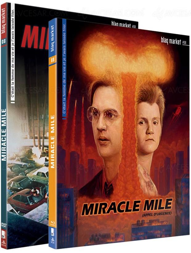 Miracle Mile - appel d'urgence, romance sur fond d'apocalypse (inédit en France)