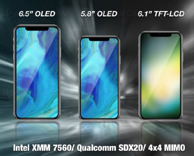 Prochain iPhone : connexion cellulaire plus rapide et double Sim ?