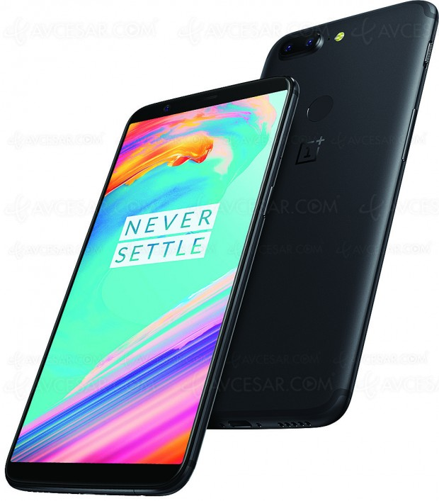 Smartphone OnePlus 5T, le concurrent chinois de l'iPhone ?