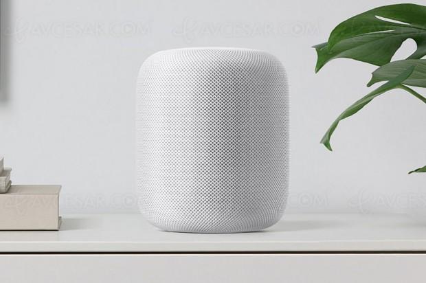 Enceintes Apple HomePod, 4 millions distribuées en 2018